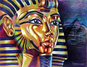 داستان فرعون و شیطان