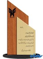 تندیس چوبی مدل W07