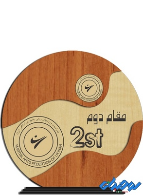 تندیس چوبی مدل W24