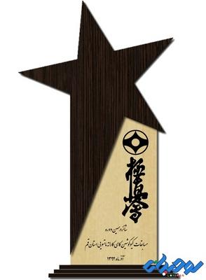 تندیس چوبی مدل W28